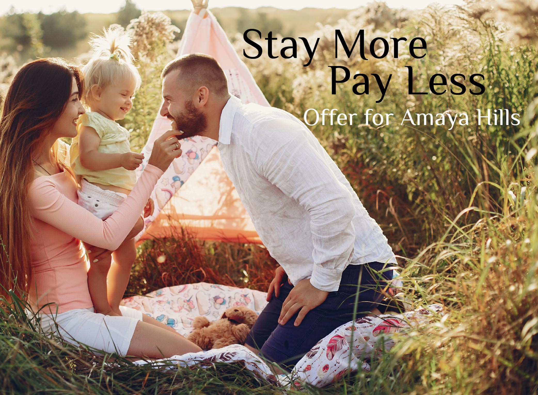 Stay More Pay Less for Sri Lankans