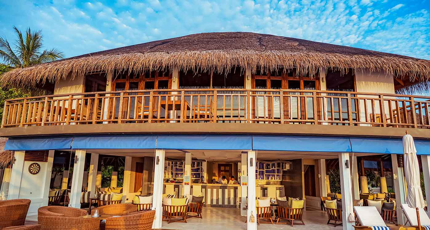 Restaurant at Amaya Kuda Rah