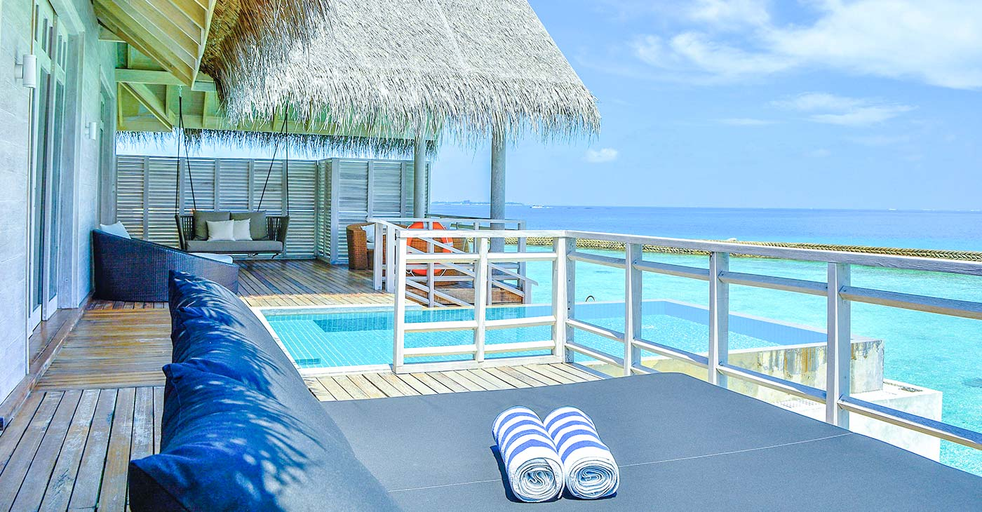 Luxury Hotels Maldives I Presidential Suite I Amaya Kuda Rah