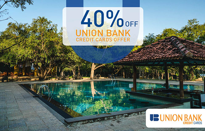 40% OFF OFFER FOR UNION BANK CREDIT CARD HOLDERS