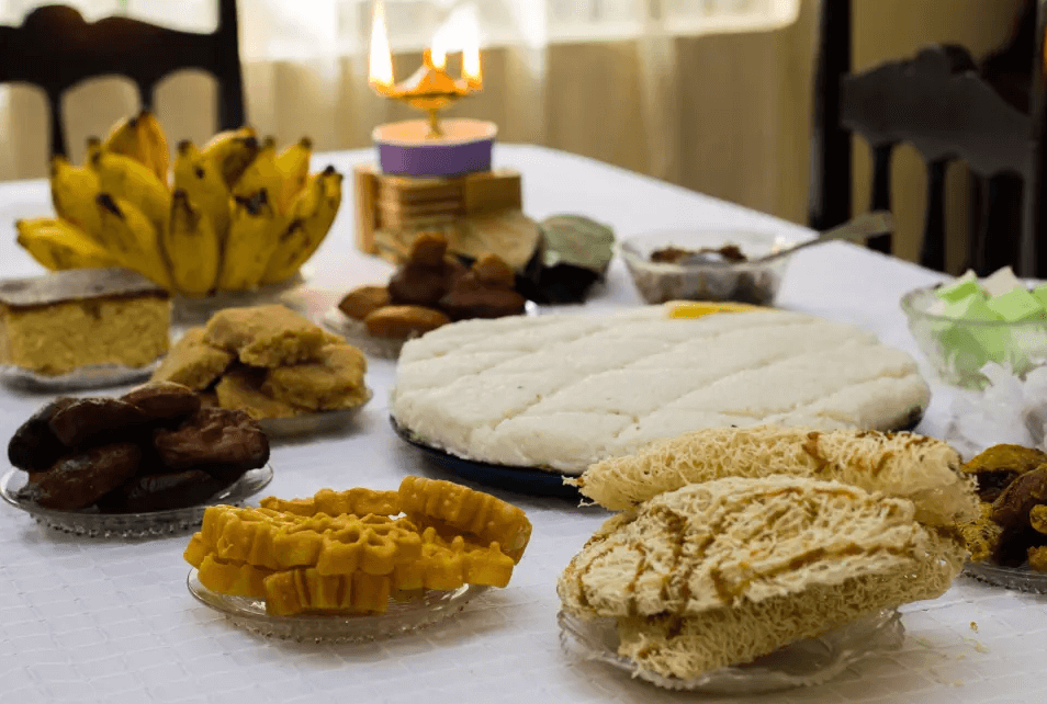 Sri Lankan Sweetmeats-Must Try Food