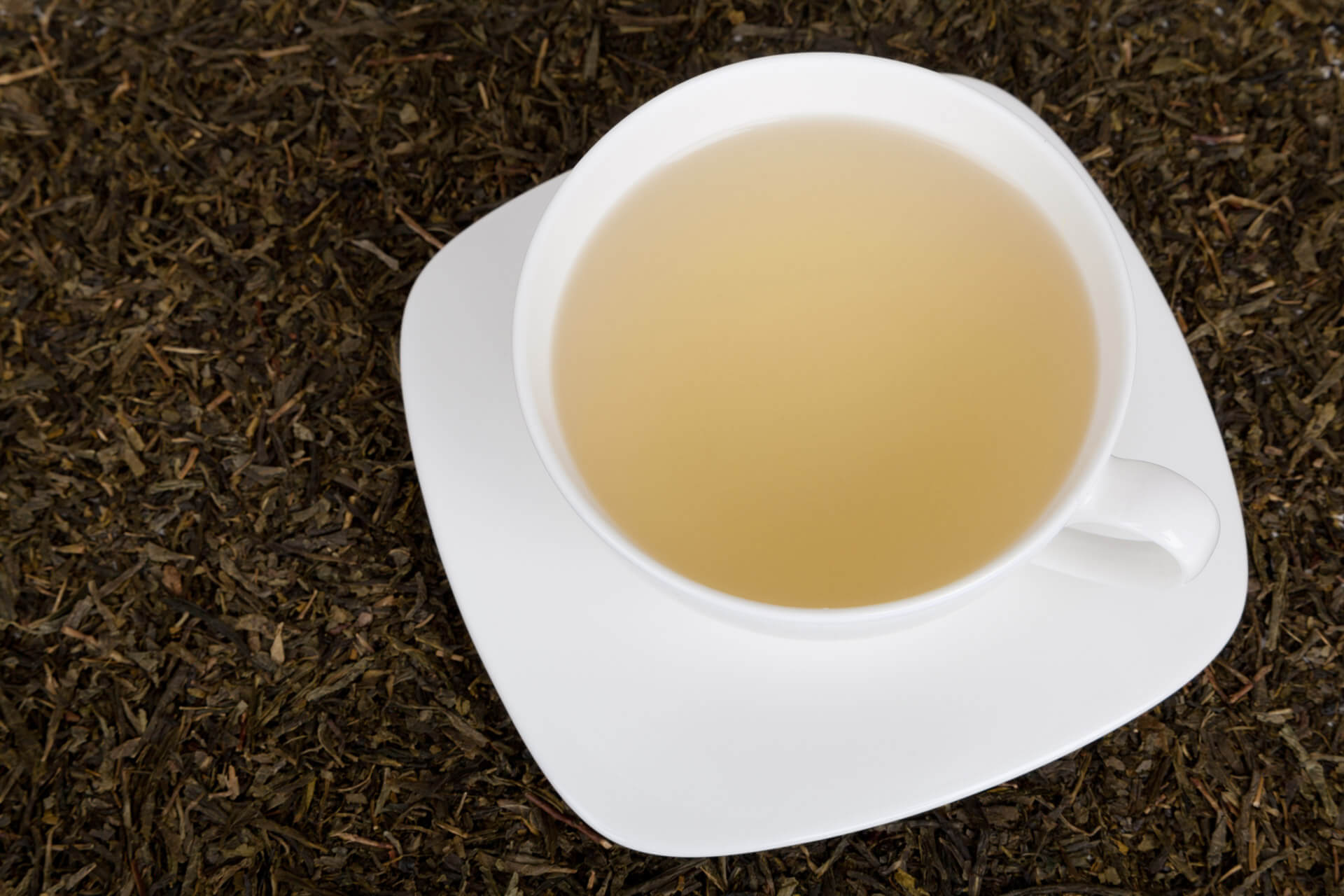 White Tea - Ceylon Tea