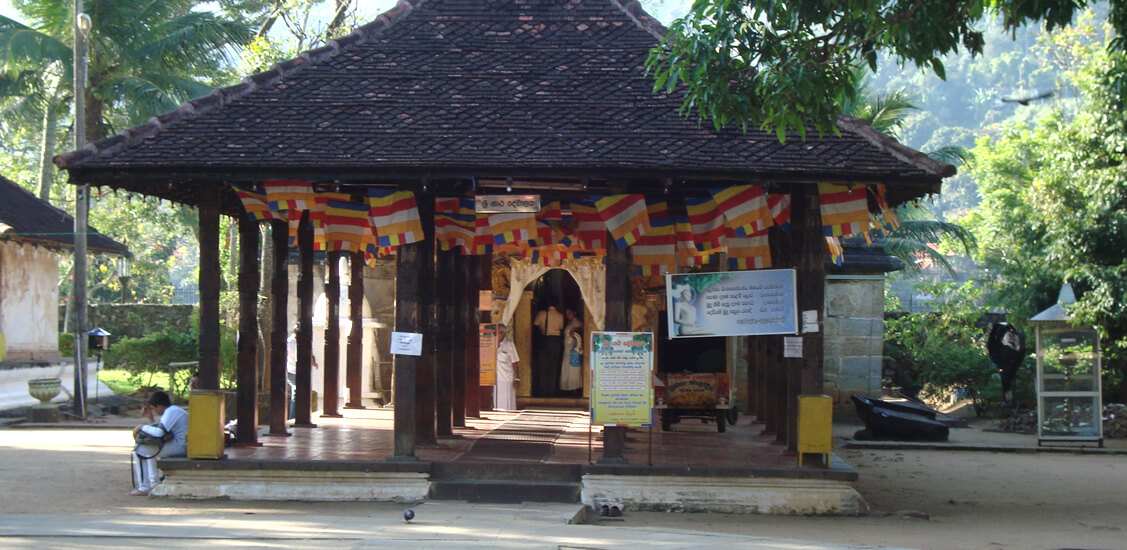 Religious Sites in Kandy