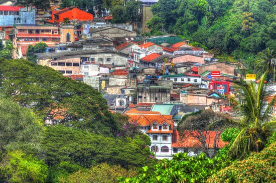 Kandy Viewpoint - Arthurs Seat - Hotels in Kandy