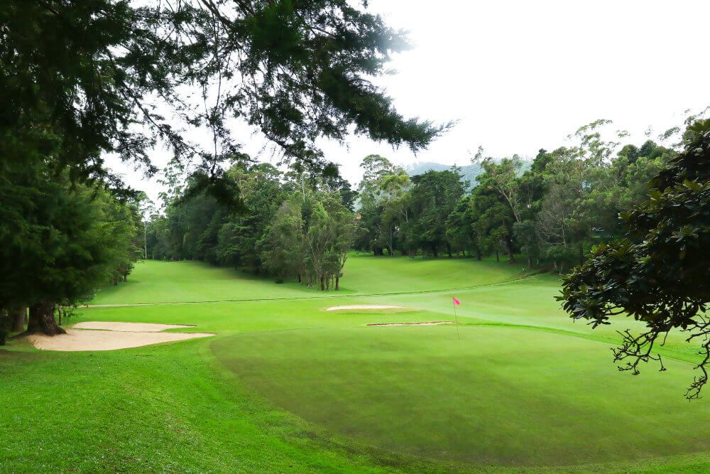 Golf Courses in Sri Lanka