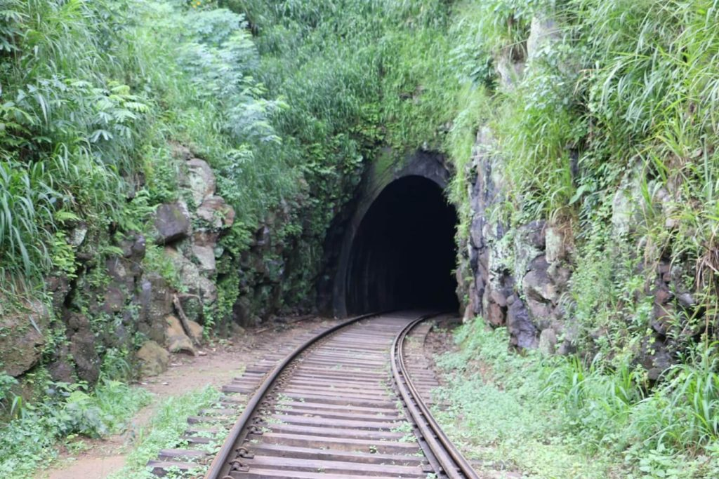 Hill Country Railway Tunnels Sri Lanka