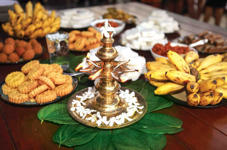 Sri Lankan New Year Traditions