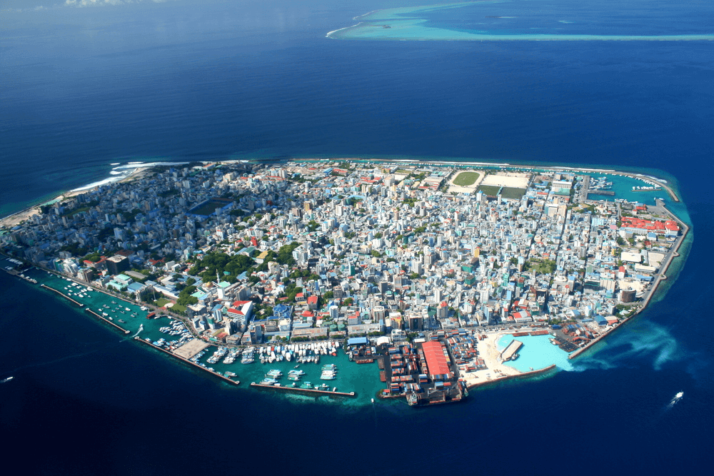 Male City Maldives