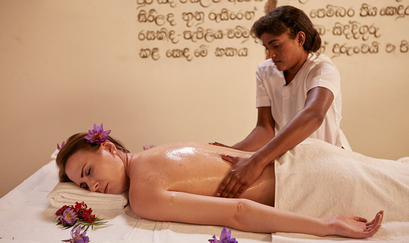 Ayurveda Massage Sri Lanka