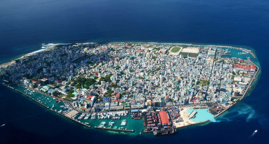 History of Maldives