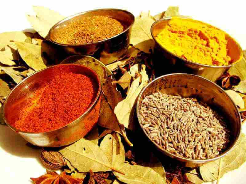 Spices of Sri Lanka