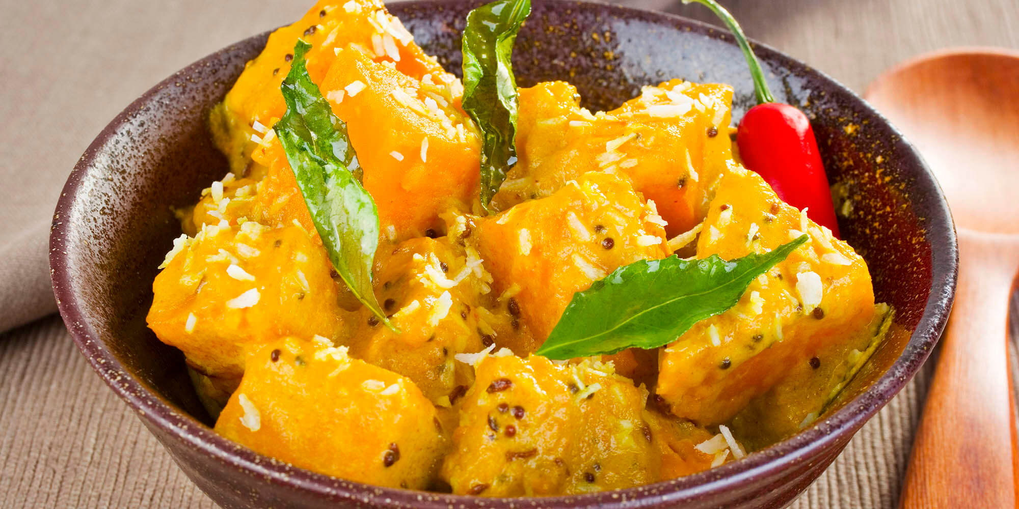 Vegetarian-Pumpkin-Curry-Recipe