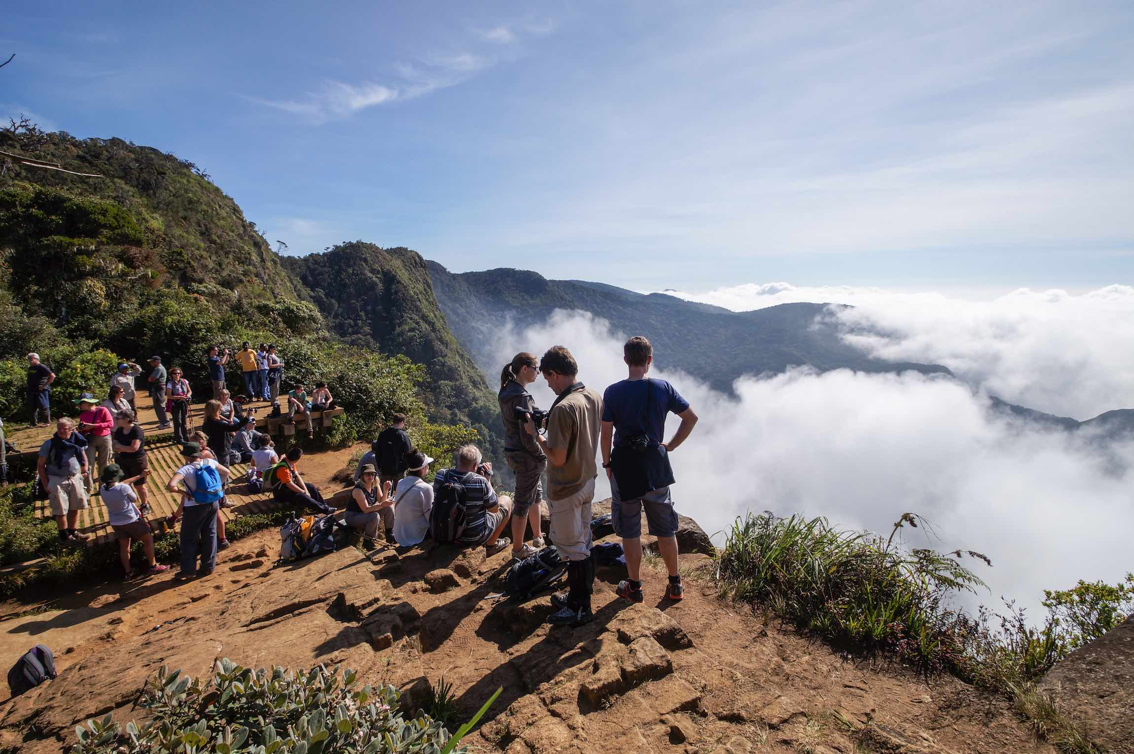 Hiking and Trekking in Sri Lanka