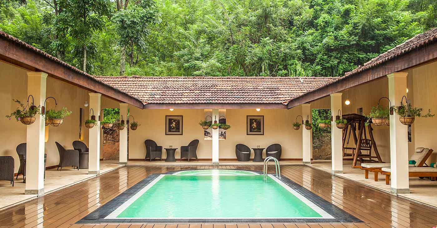 Bungalows in sri lanka amaya bungalow kandy official site - Bungalows with swimming pool in sri lanka ...